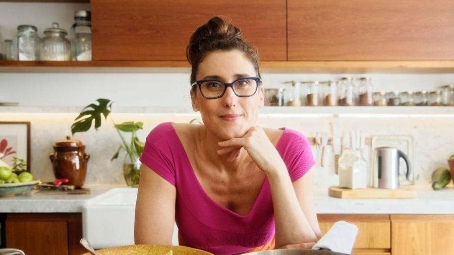 Paola Carosella diz que vai procurar o posto onde as pessoas estão recusando a vacina - Reprodução Instagram