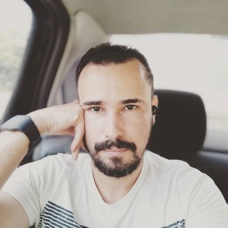 David Anderson Alves relata dificuldades no dia a dia - Arquivo pessoal