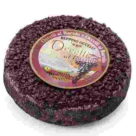 O queijo italiano Ocelli al Barolo - Reprodução - Reprodução