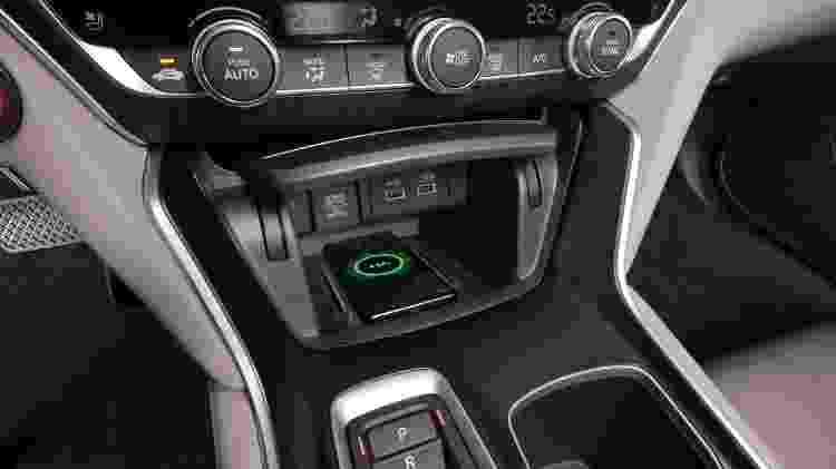 Honda Accord Hybrid - Divulgação - Divulgação