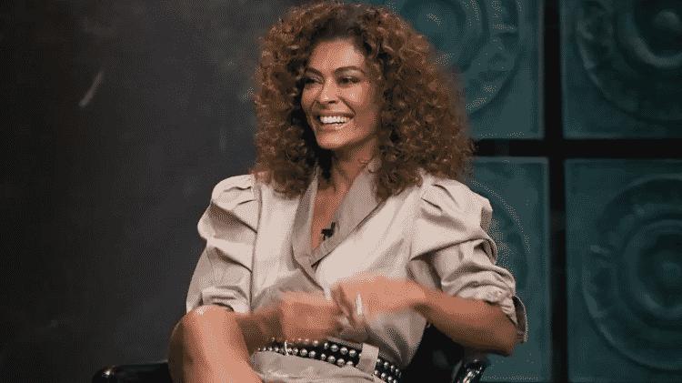 Juliana Paes - Vídeo/Reprodução - Vídeo/Reprodução