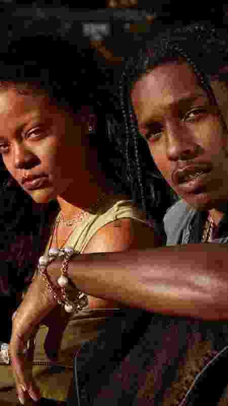 Rihanna - Reprodução - Reprodução