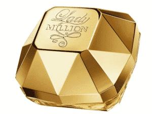 Lady Million (30 ml), Paco Rabanne - Divulgação - Divulgação