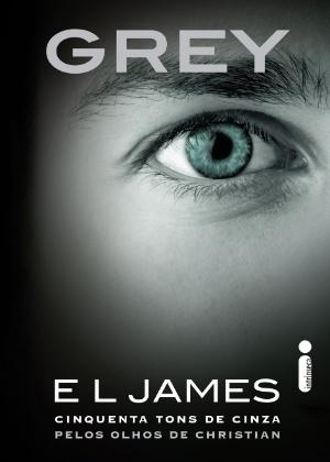"""Capa da versão brasileira do livro """"Grey"""", de E.L. James - Divulgação"""