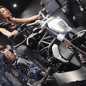 Ducati XDiavel - Arthur Caldeira/Infomoto
