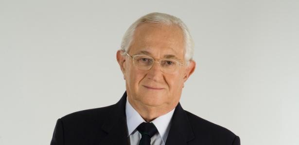 O jornalista Boris Casoy - Divulgação