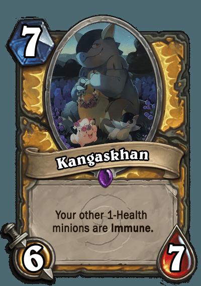 Kangaskhan