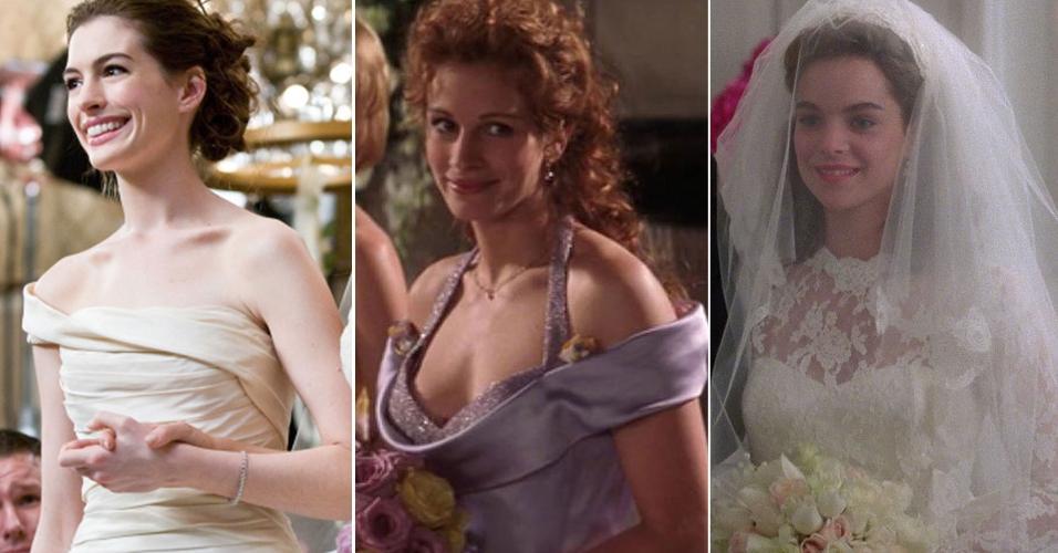 Casamentos marcantes de comédias românticas