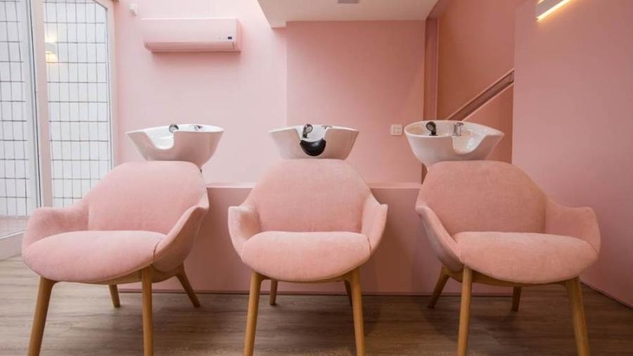 O DryClub, clube de escovas em rosa millennial de São Paulo - Divulgação