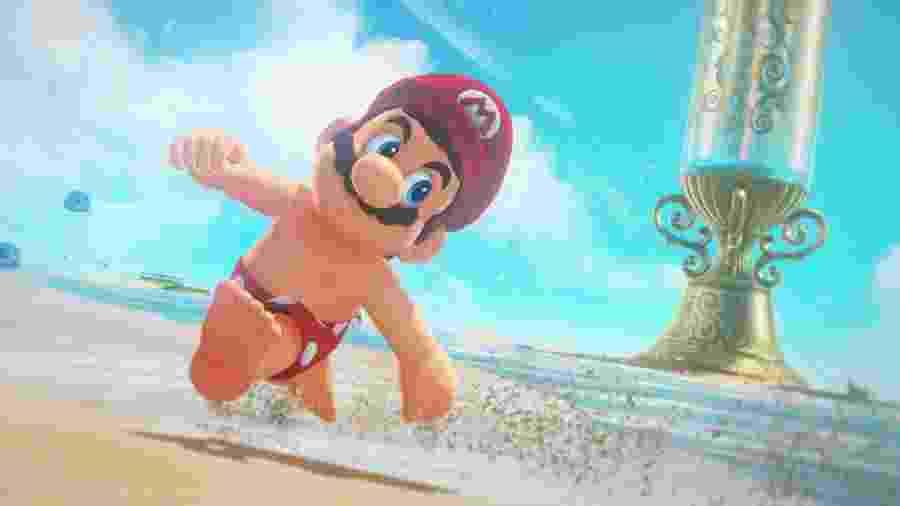 A revelação chocante - Reprodução/Nintendo