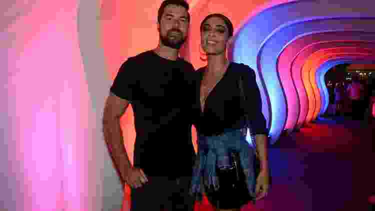 Juliana Paes e o marido Carlos Eduardo Baptista - Thyago Andrade/Brazil News - Thyago Andrade/Brazil News