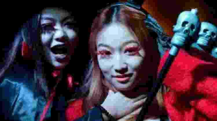 Festival se popularizou e é comemorado hoje até mesmo na China - Reprodução - Reprodução
