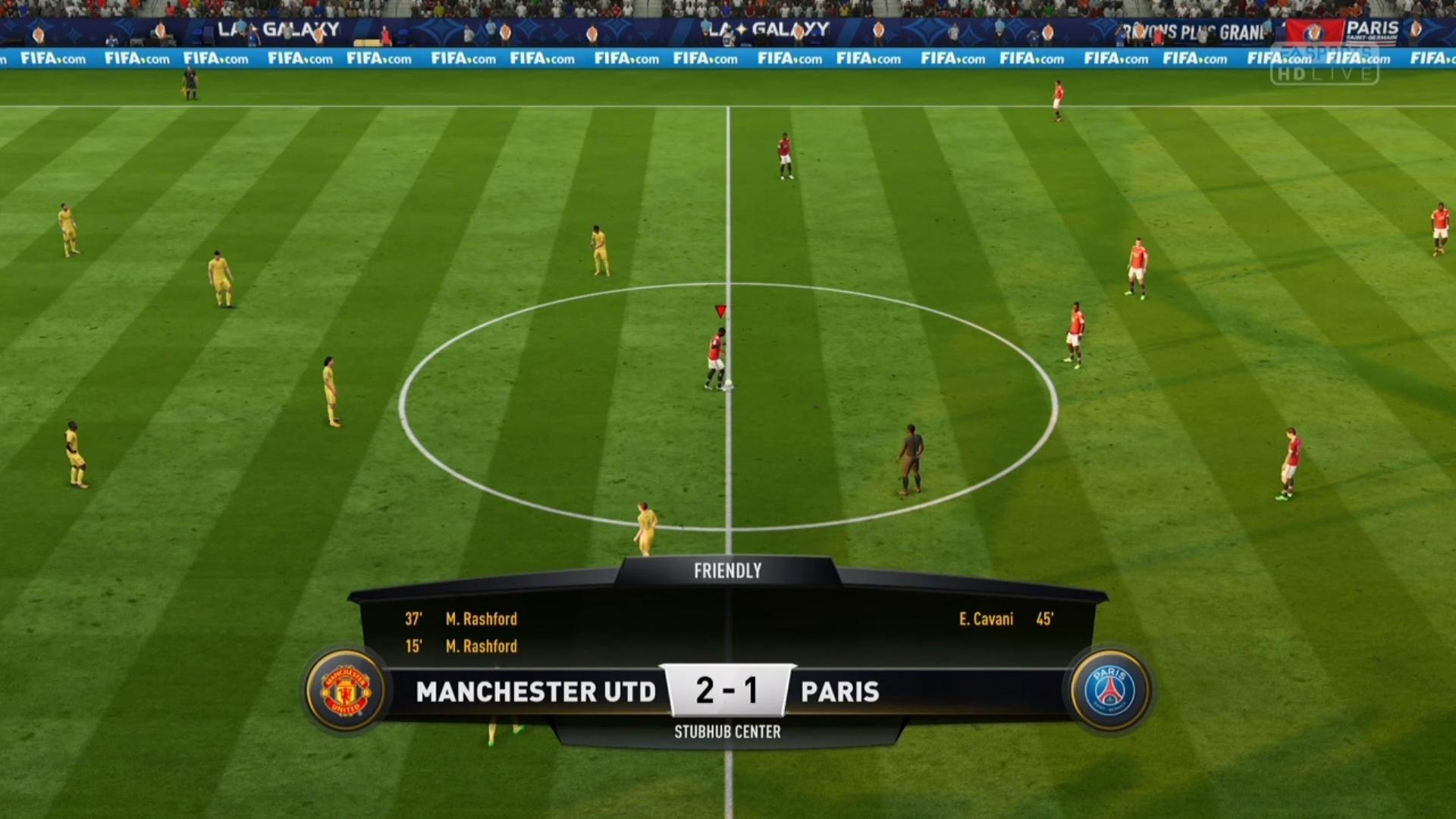 45b32b2cd89d1 Esse é o jeito mais fácil de fazer gols em FIFA 18