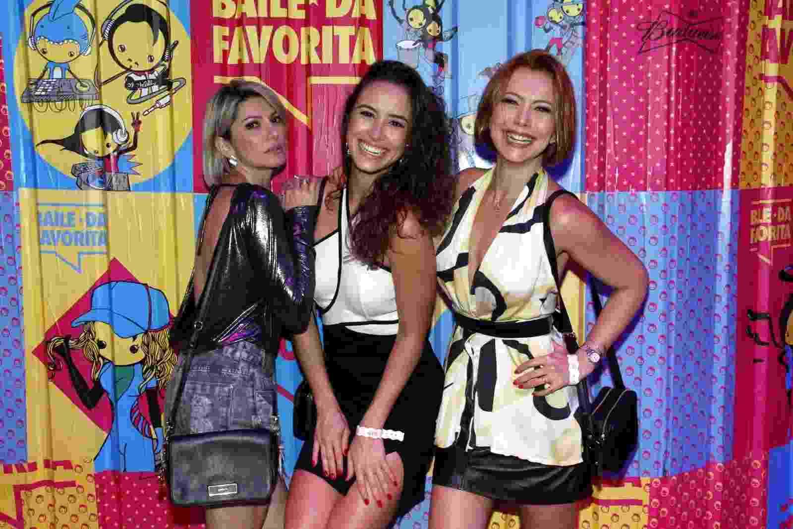 Famosos prestigiam Baile da Favorita com show de Anitta e Ludmilla no Boulevard Olímpico, no Rio de Janeiro - Marcos Ferreira/Brazil News
