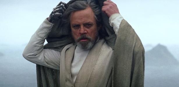 """Mark Hamill, o Luke Skywalker de """"Star Wars"""", não gostou de ver a saga espacial ser usada para defender o fim da neutralidade da rede."""
