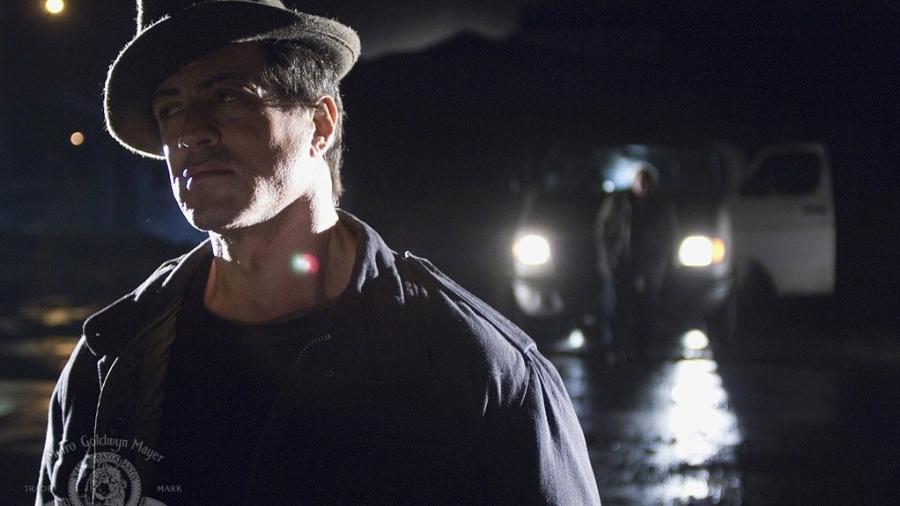 """Sylvester Stallone em cena de """"Rocky Balboa"""" (2006) - Divulgação"""