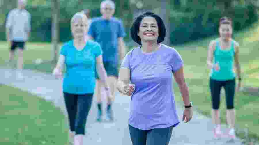 Pesquisadores têm usado testes randomizados para ver se o exercício pode tratar a depressão - iStock