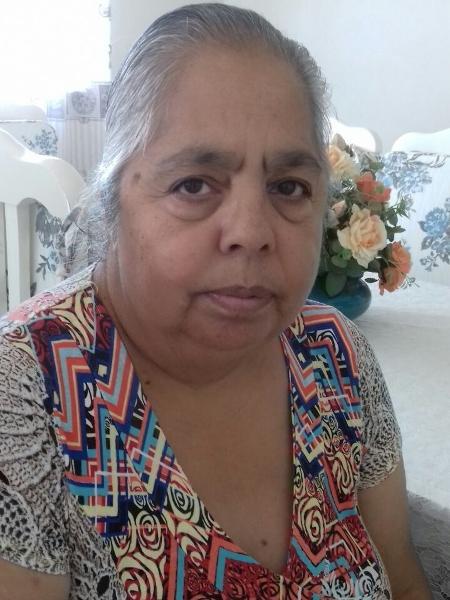 Marlene Moreira Lugoboni - Arquivo pessoal