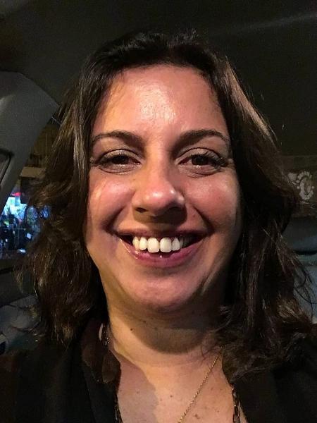 """Luciana Barcellos, ex-chefe de redação do """"Jornal da Record"""" - Reprodução/Facebook"""