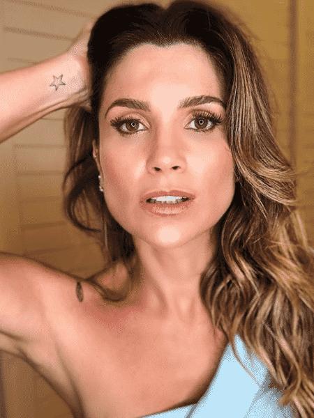 """Flávia Alessandra estará no elenco de """"Salve-se Quem Puder"""" - Reprodução/Instagram"""