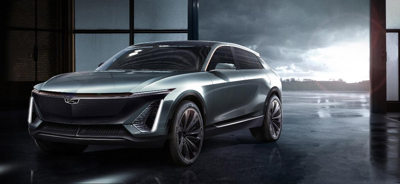 EV está previsto para ganhar as ruas e iniciar fase elétrica da Cadillac em 2021 - Divulgação
