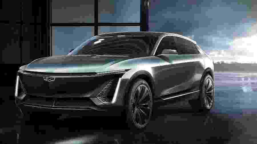 Cadillac EV Concept - Divulgação
