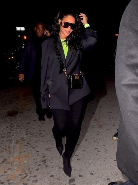 Rihanna - Reprodução/Twitter/@curiosidadesrih