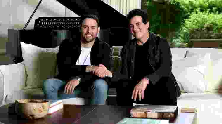 Scooter Braun e Scott Borchetta, novos sócios na Big Machine - Kevin Mazur/Getty Images for Ithaca Holdings
