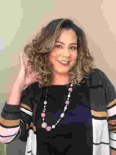 A sexóloga Helena Amaral - Divulgação