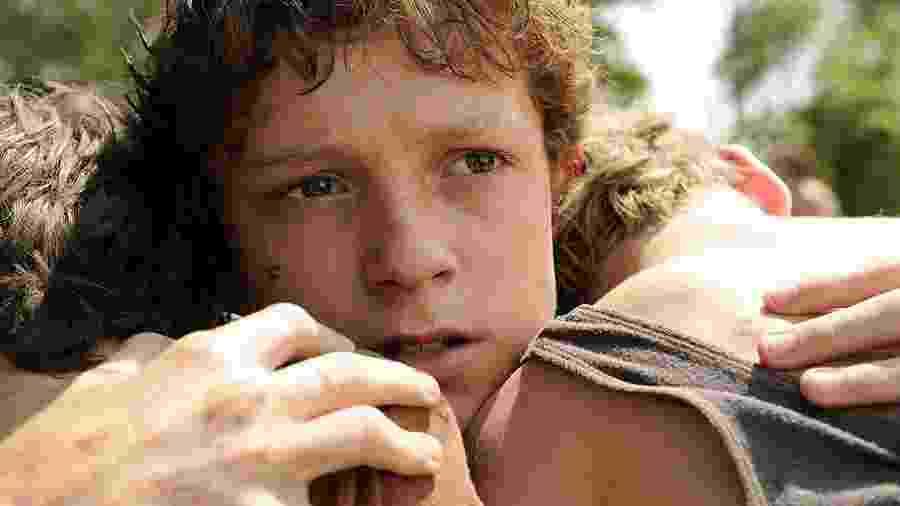 Tom Holland em O Impossível (2012) - Divulgação/IMDb