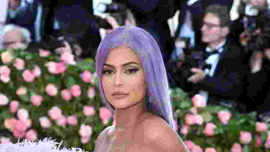 Kylie Jenner no MET Gala 2019 - Getty Images