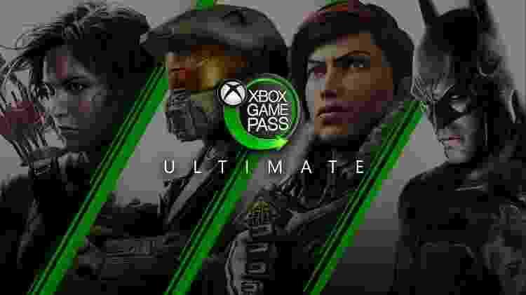 Xbox Game Pass - Divulgação - Divulgação