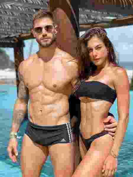 Jonas e Mari Gonzales - Reprodução/Instagram