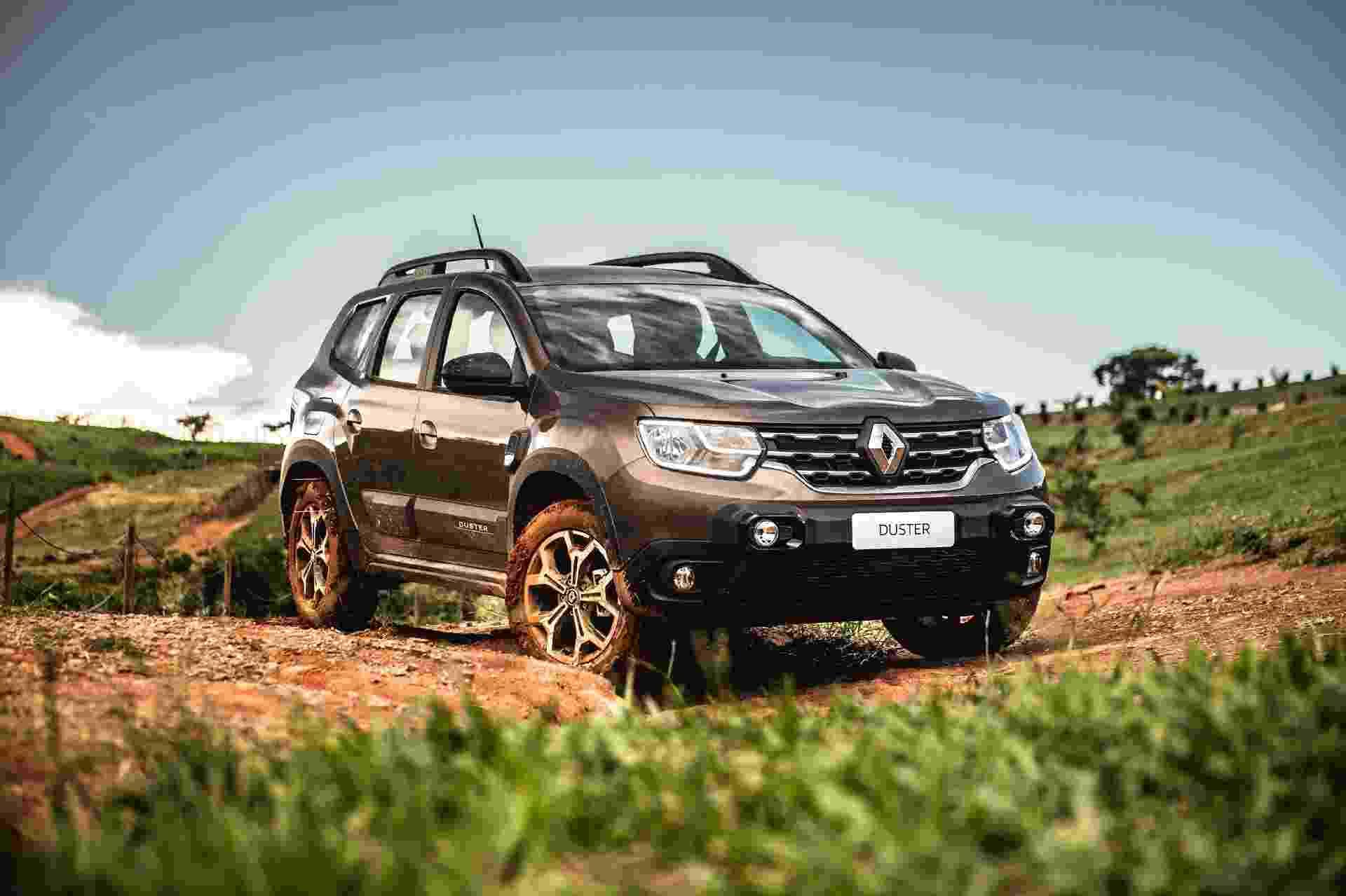 Renault Duster 2021 - Divulgação
