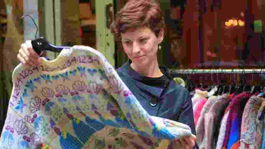 Consumo de roupas garimpadas no brechó tem aberto um novo mercado na internet investindo na sustentabilidade - Getty Images
