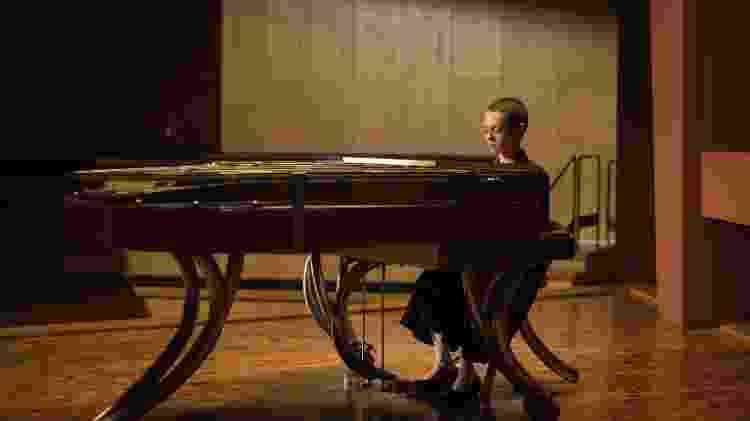 Piano 'Nada Ortodoxa' - Anika Molnar/Netflix - Anika Molnar/Netflix