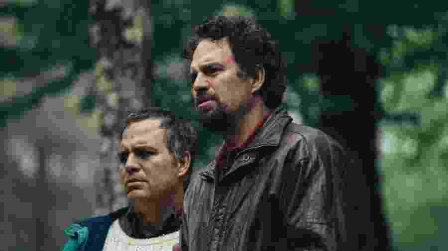 "Mark Ruffalo como Thomas e Dominick em ""I Know This Much is True"" - Divulgação"