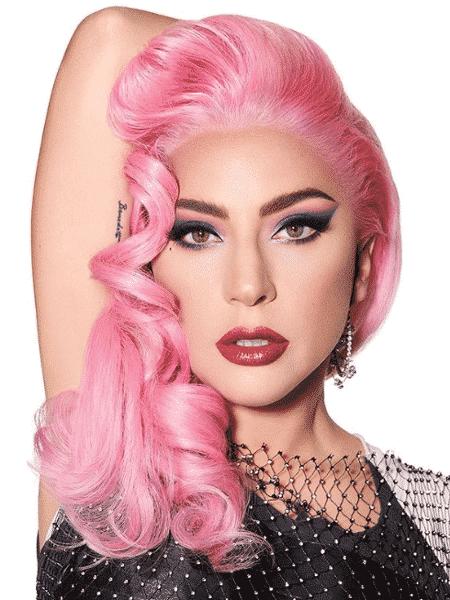 """Lady Gaga fez mais um vídeo de """"Stupid Love"""" para promover a nova paleta de sombras da Haus Laboratories - Reprodução/Instagram @ladygaga"""