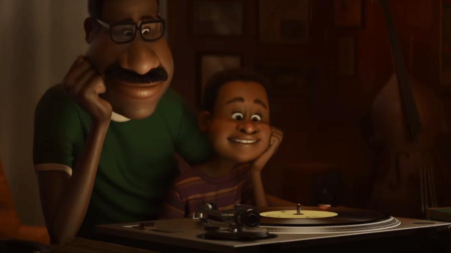 """Cena de """"Soul"""", animação da Pixar - Reprodução / Youtube"""