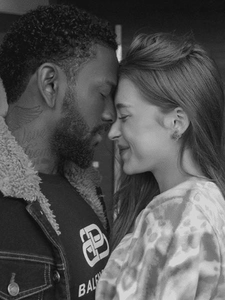 Duda Reis aproveitou Dia da Consciência Negra para falar dos episódios de preconceito que viveu ao lado do noivo, Nego do Borel - Reprodução/Instagram/@dudareisb