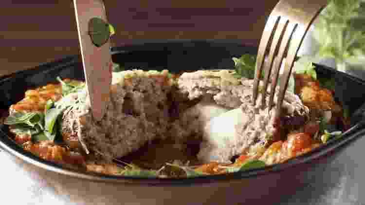 polpetone gastronobásico - Reprodução - Reprodução