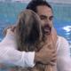 BBB 21: Sarah e Rodolffo pulam na piscina - Reprodução/Globoplay