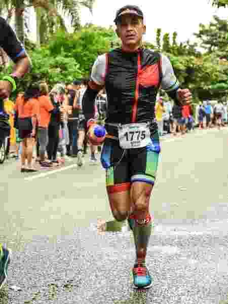 Sergio - Ironman - Arquivo pessoal - Arquivo pessoal