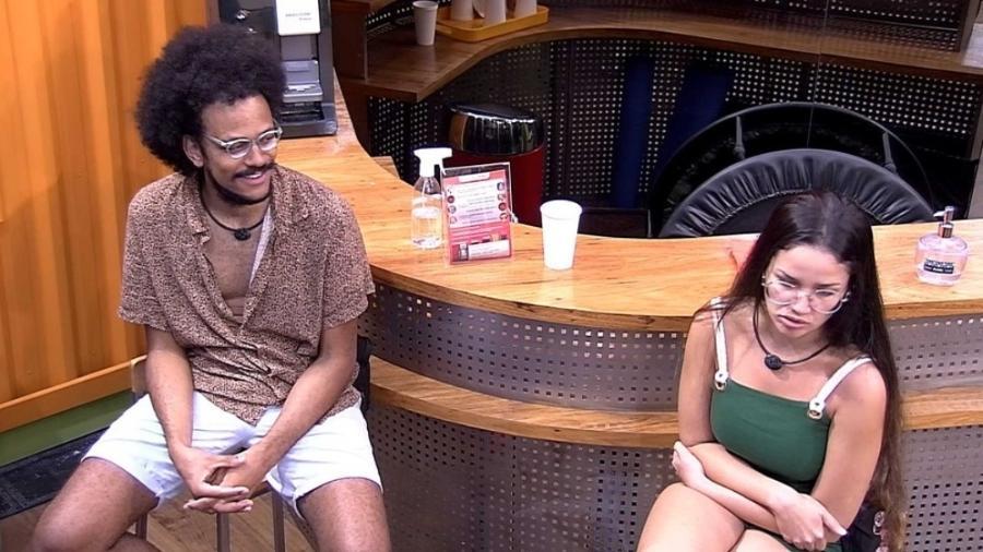BBB21: Juliette relembra desentendimentos que teve na casa - Reprodução/Globoplay