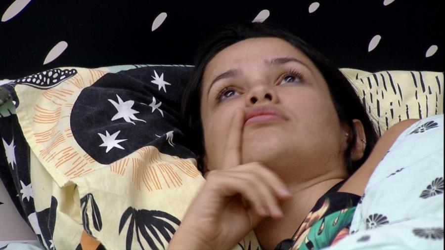 BBB 21: Juliette acha que Pocah será a eliminada de hoje - Reprodução/Globoplay