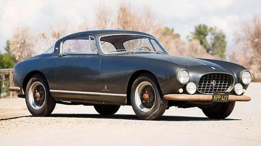 Ferrari 250 Europa GT 1955 - Divulgação