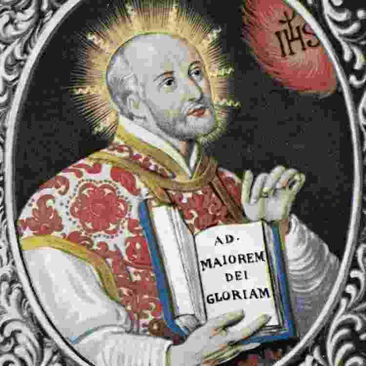 Inácio de Loyola, o fundador da ordem dos jesuítas, recebeu a aprovação do papa Paulo 3º em 1540 - Getty Images / BBC News Brasil - Getty Images / BBC News Brasil