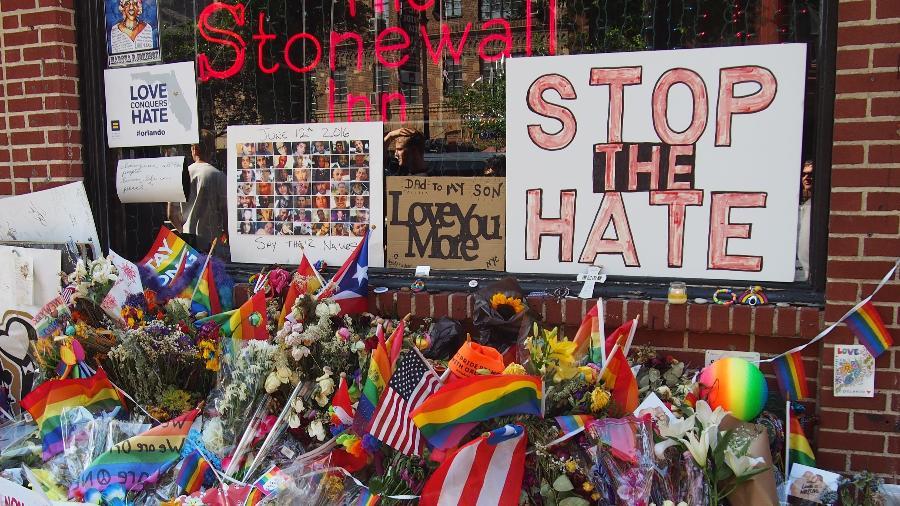 The Stonewall Inn - Divulgação