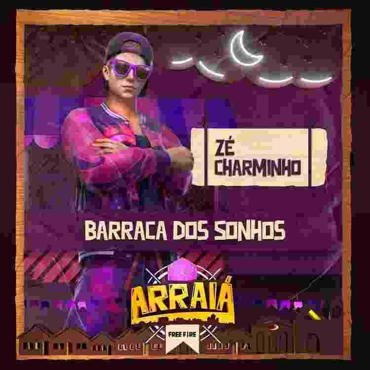 Free Fire Arraiá  - Divulgação/Garena - Divulgação/Garena