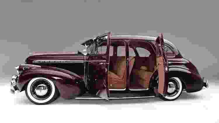 Chervolet Deluxe 1940 - Divulgação - Divulgação